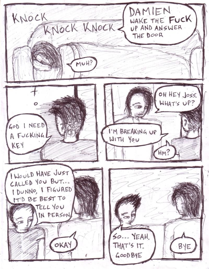 Break Up - Part II - Page 3