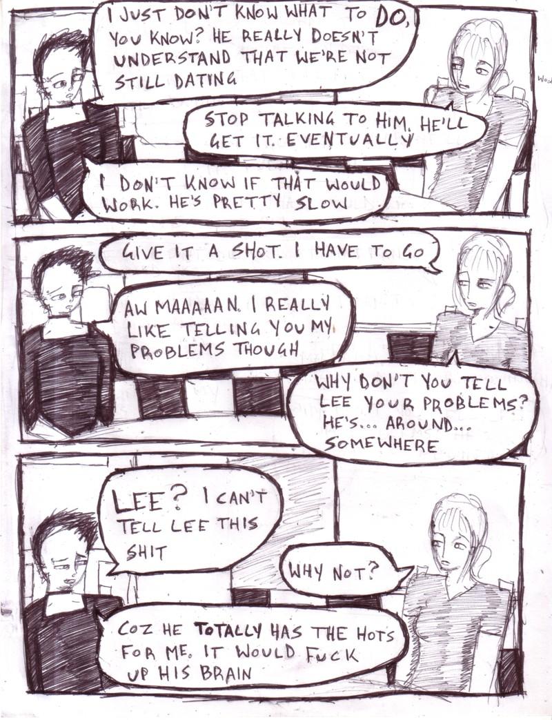 Break Up - Part III - Page 2
