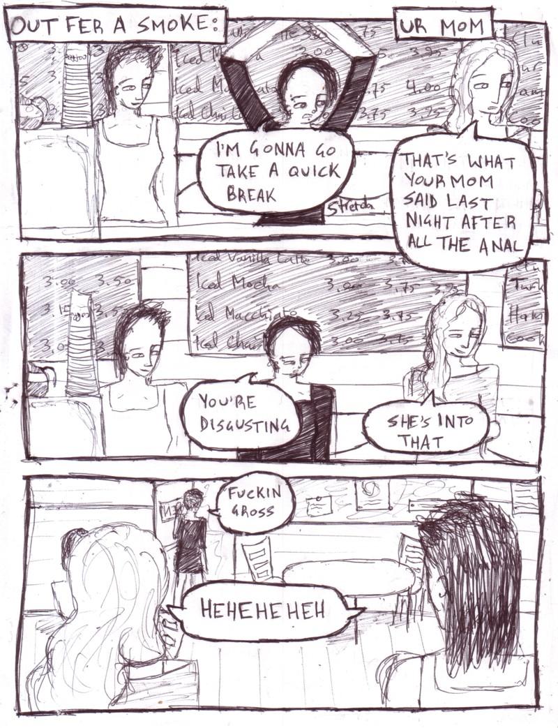 Ur Mom - Page 1