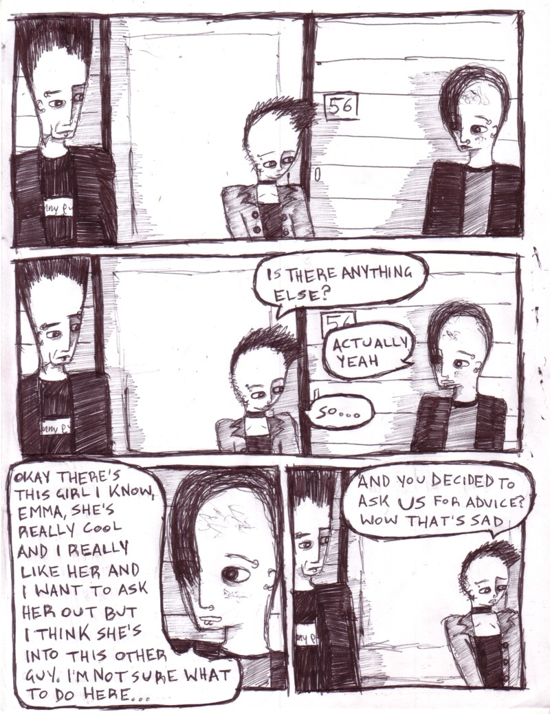 Emo Kid IV - Page 2