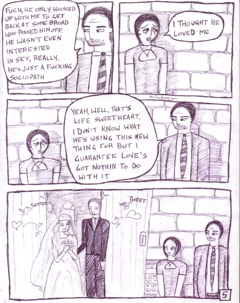 The Wedding Part II - The Ceremony - Page 5