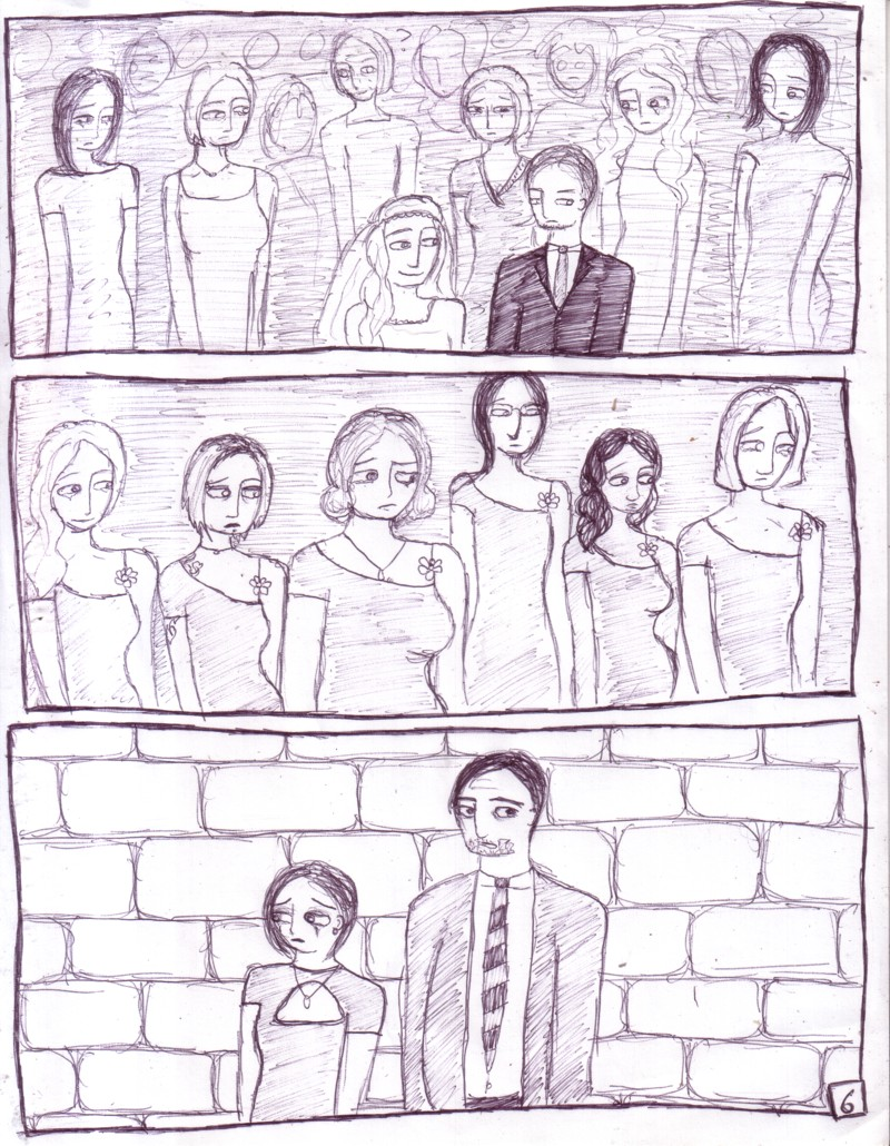 The Wedding Part II - The Ceremony - Page 6