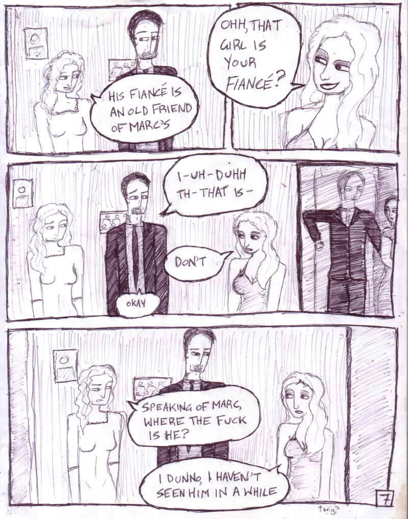 The Wedding Part III - The Reception - Page 7