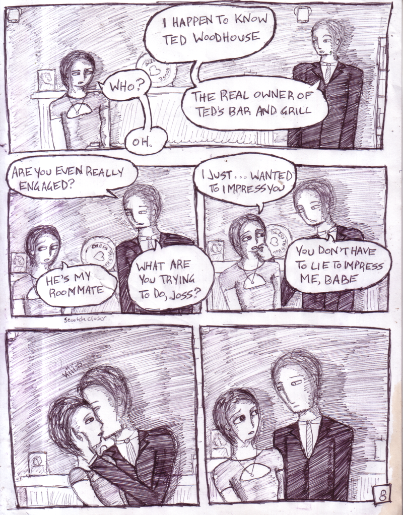 The Wedding Part III - The Reception - Page 8