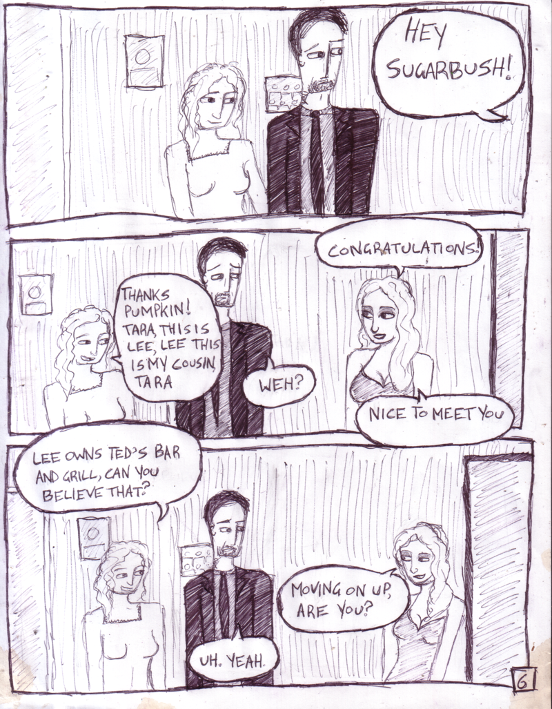 The Wedding Part III - The Reception - Page 6