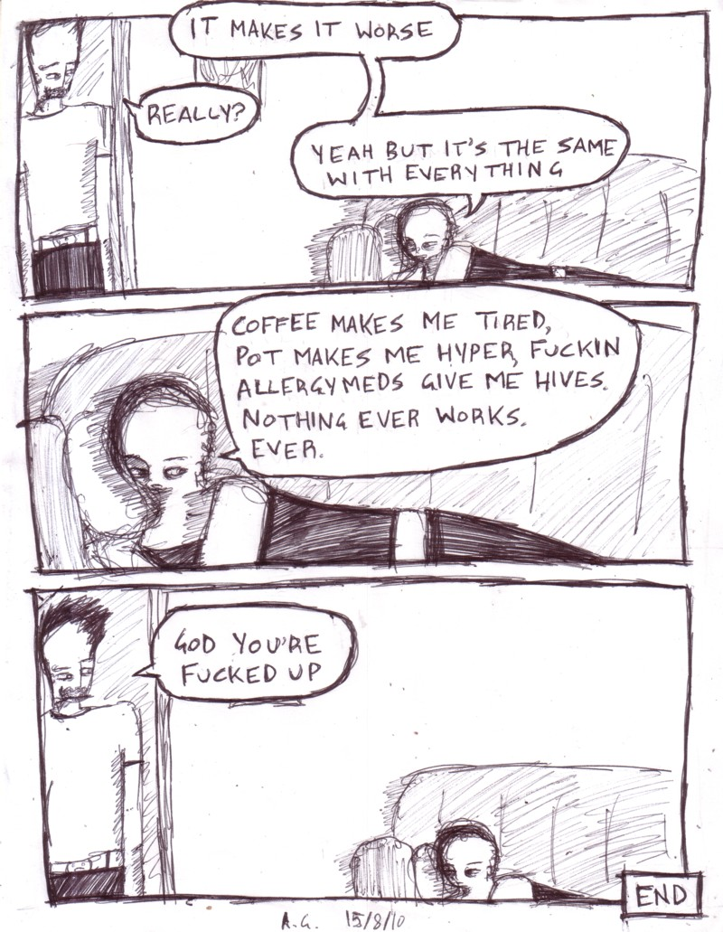 Headache - Page 2
