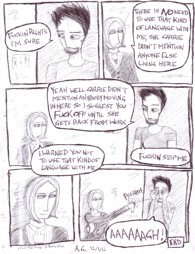 Mell Moves In - Page 3