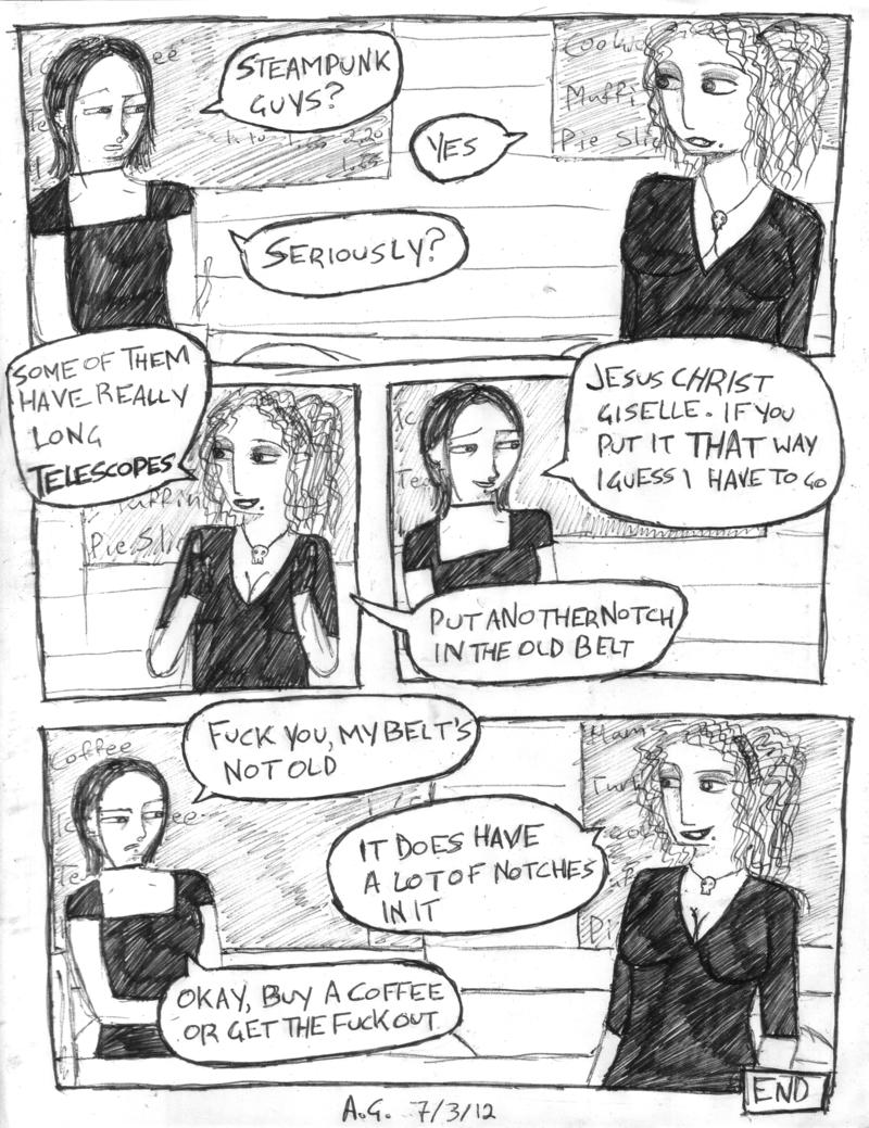 Still Single - Page 3