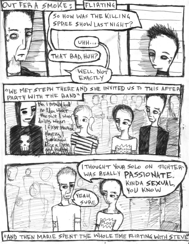 Flirting - Page 1