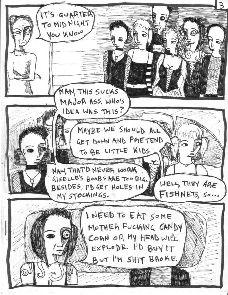 Halloween Part III - Page 3