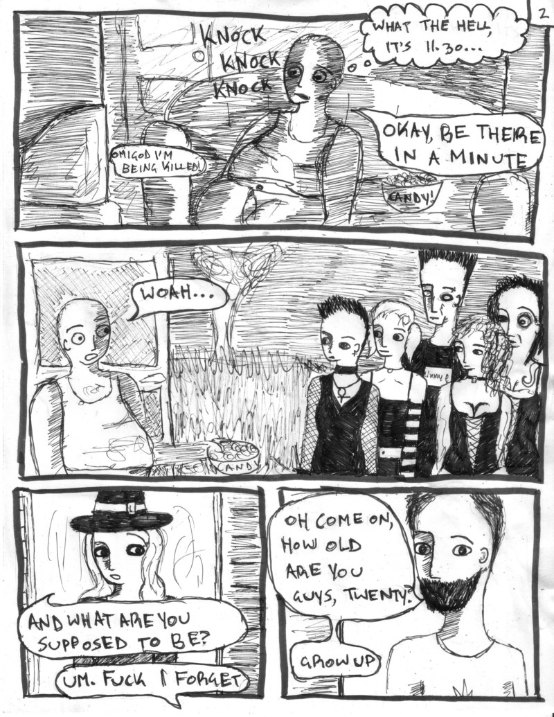 Halloween Part III - Page 2