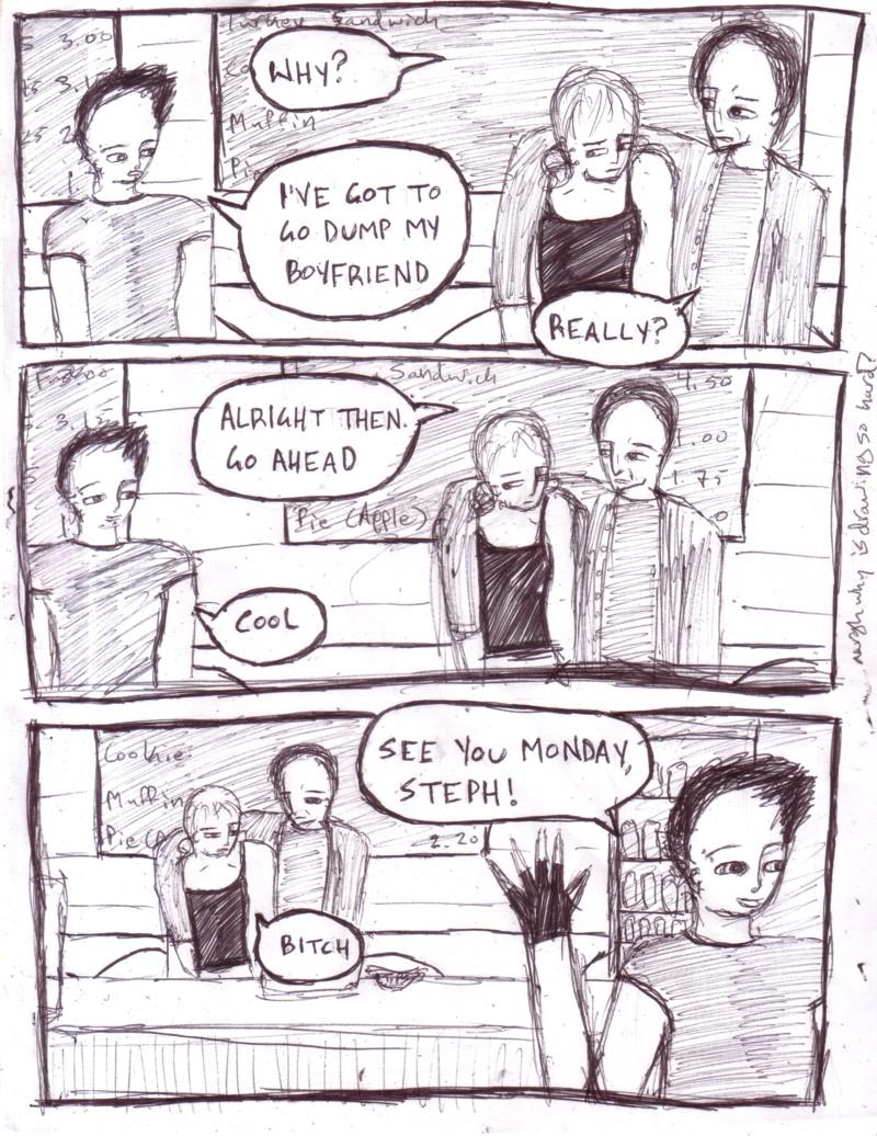 Break Up - Part II - Page 2