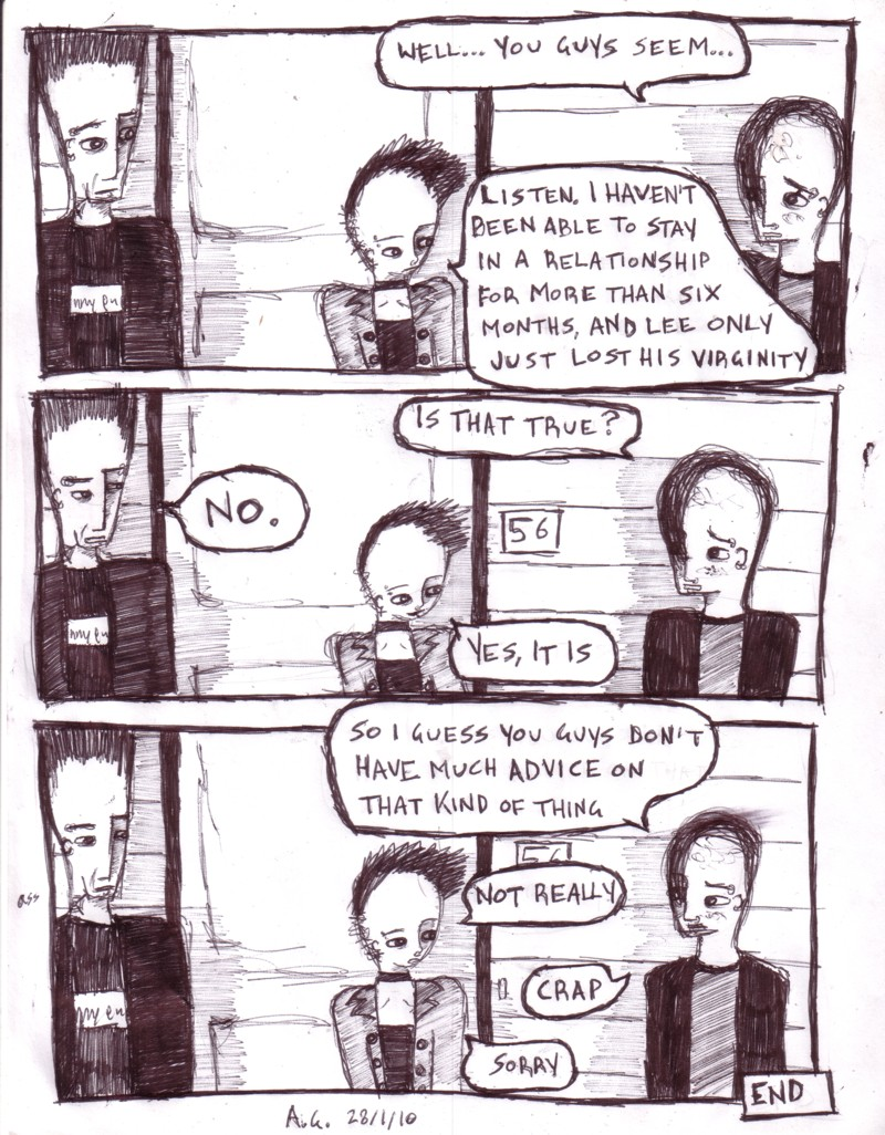 Emo Kid IV - Page 3