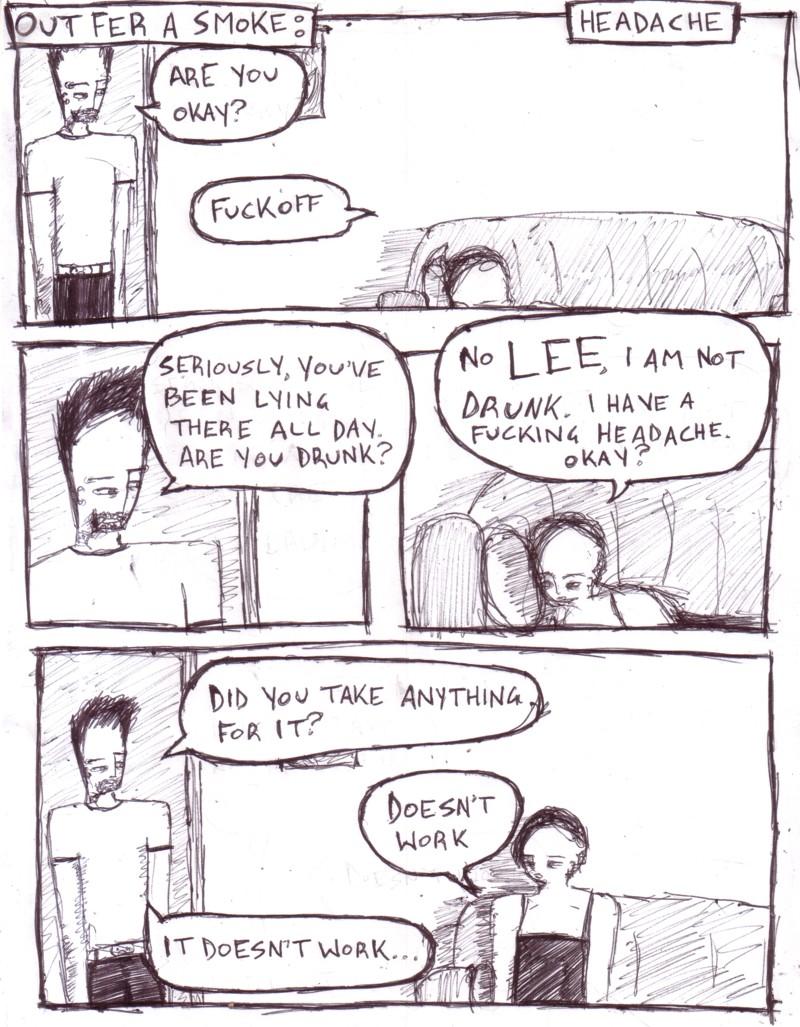 Headache - Page 1