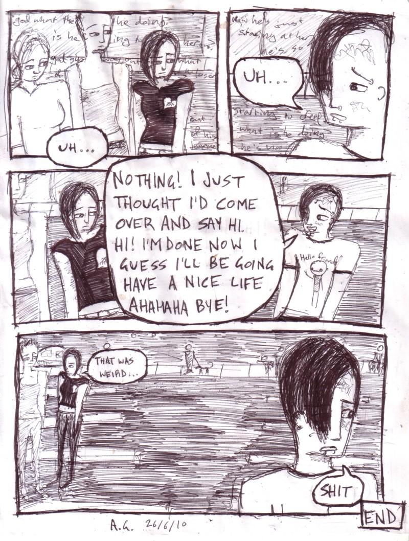 Emo Kid V - Page 2
