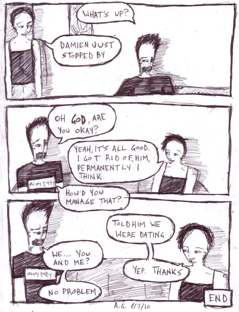 Break Up - Part IV - Page 3