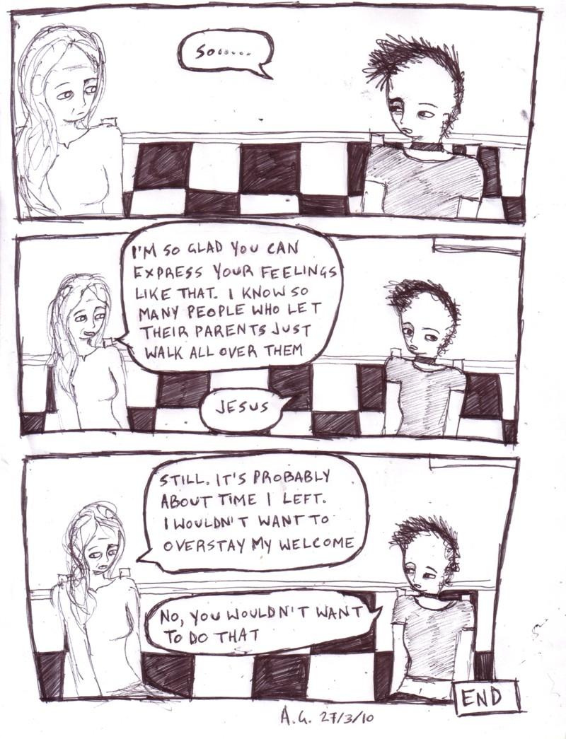 Sunday Morning - Page 3
