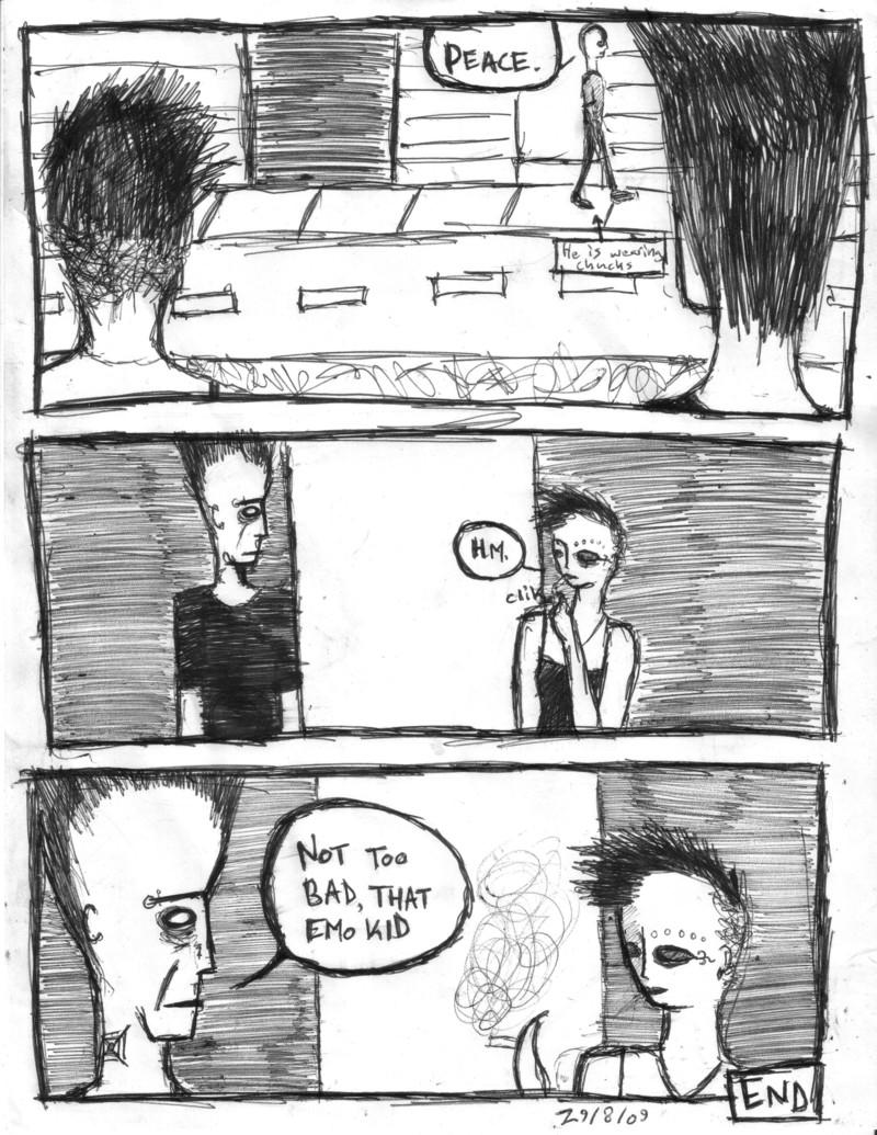 Emo Kid II - Page 3