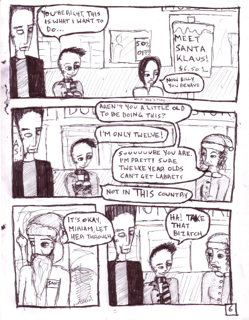 Holiday Special - Part I - Page 6
