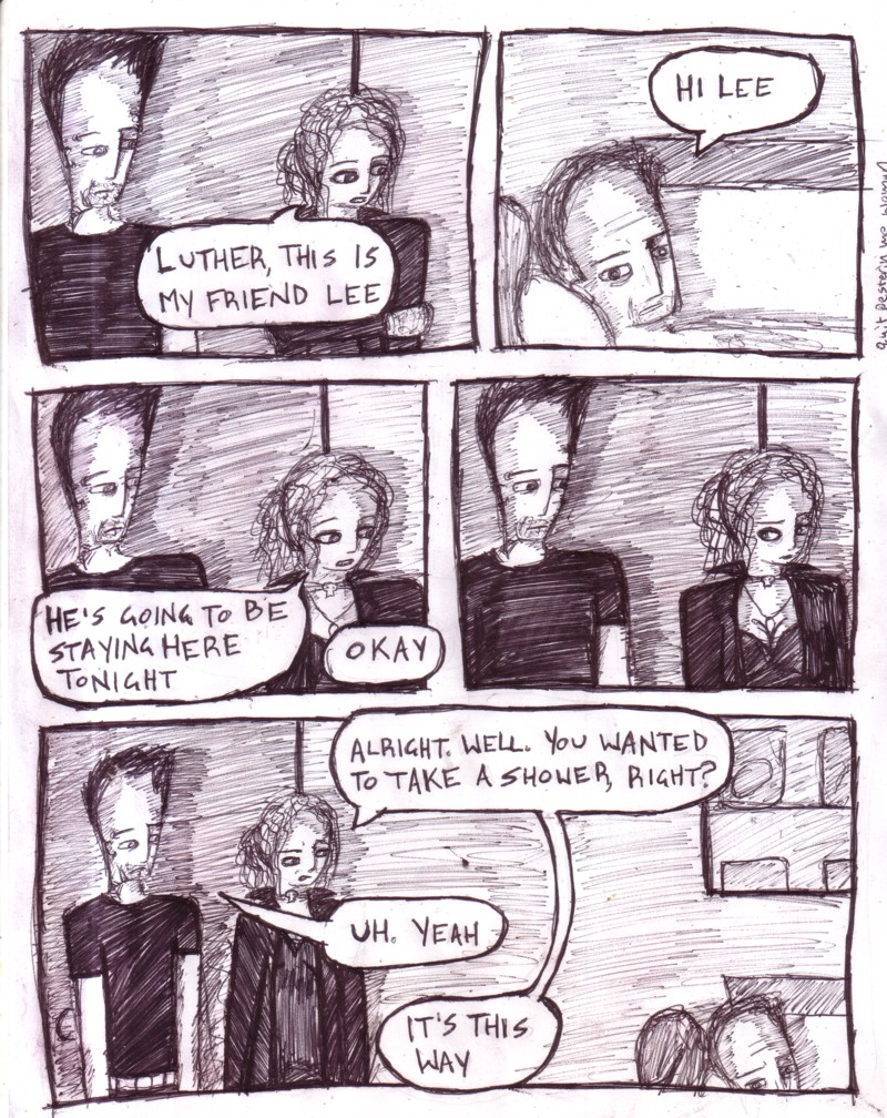 Stranger - Page 2